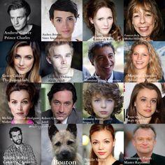 Season 2 cast so far.