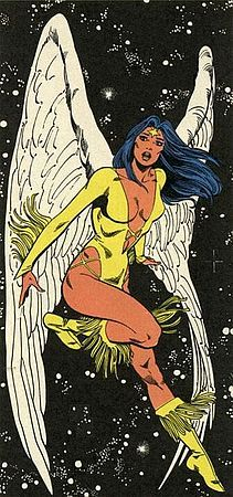 Dawnstar is a fictional superheroine in comic books published by DC Comics. She was created by Paul Levitz and Mike Grell