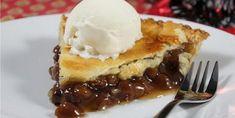 Bbc Good Food Recipes, Pie Recipes, Dessert Recipes, Yummy Food, Recipies, No Cook Desserts, Easy Desserts, Desserts Fruits, Raisin Pie Recipe