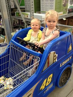 """Papa Matt Kenseth tweeted this pic with the caption, """"Seriously Dad????"""""""