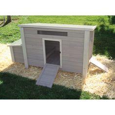 Precision Pet Backyard Barn Chicken Coop