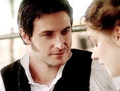 I just looove the way he looks at her!