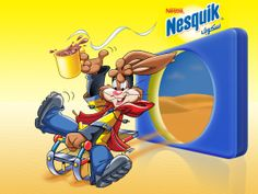 NESQUIK Cartoons, Characters, Icons, Ads, Memories, Comics, Memoirs, Cartoon, Souvenirs