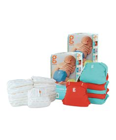 gDiapers Newborn Baby Bundle   zulily
