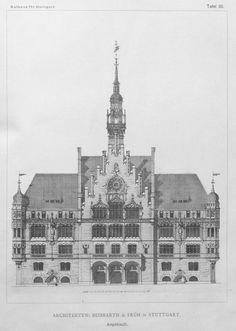 Das alte Stuttgart (Fotos, Postkarten, historische Gebäude, Bildvergleiche)   ALBUM - Page 3 - SkyscraperCity