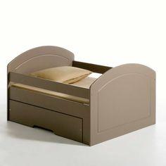 lit 1 personne pin massif louis philippe d coration. Black Bedroom Furniture Sets. Home Design Ideas