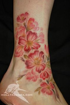 Brush Paint blossoms ankle(web).jpg 382×575 pixels