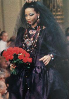 La mariée était en noire ....