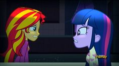 Rainbow Rocks - Maud Pie scene