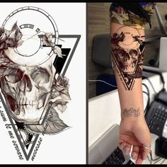 Hip - Dark - Sketch Tattoo Design Needed! Design por Idet87