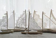 Белые кораблики... / Кружево / ВТОРАЯ УЛИЦА