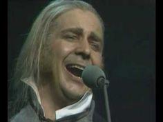 Javert's suicide from Musical Les Miserables - Philip Quast