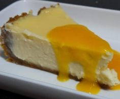 Recipe Hunters MKR Baked Vanilla Cheesecake Conversion,With fruit Coulis by Cozzy, learn to make this recipe easily in your kitchen machine and discover other Thermomix recipes in Desserts & sweets. No Bake Vanilla Cheesecake, Mango Cheesecake, Sweets Recipes, Gourmet Recipes, German Butter Cake, Broken Biscuits, Coulis Recipe, Brownies, Pastries