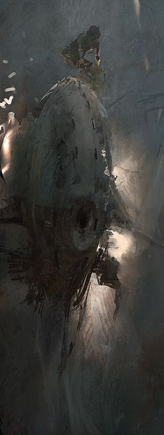 Craig Mullins artwork.http://www.goodbrush.com/More concept art here.