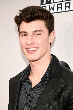 Shawn Mendes Attends the 2016 American Music Awards