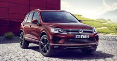 Volkswagen Launches Touareg Executive Edition In Europe #New_Cars #VW
