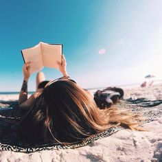 relax and read books