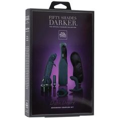 Fifty Shades of Grey - Dark Desire Advanced Couples Kit