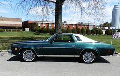 1977 Chevrolet Malibu Classic Landau Coupe