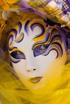 Venice Carnival, Venetian mask