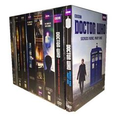 Doctor Who The Complete Series Collection 1 9 Part Dvd 47