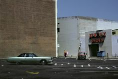Harry Gruyaert, 'Parking lot, Los Angeles, USA', 1982, GALLERY FIFTY ONE | Artsy