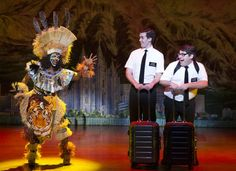 The Very Best In Entertainment News Broadway Theatre, Musical Theatre, Broadway Shows, Mormon Religion, Book Of Mormon Musical, Dance Numbers, Theatre Reviews, Play S, Comic Sans