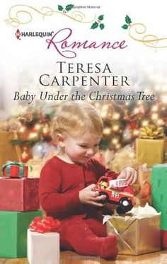 Baby Under the Christmas Tree (Harlequin Romance) by Teresa Carpenter, http://www.amazon.com/gp/product/0373178514/ref=cm_sw_r_pi_alp_IybUqb1HS56TE