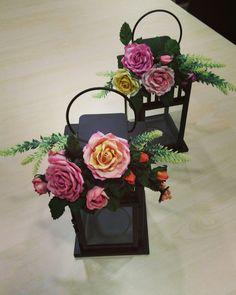 Çiçek Yapımı....