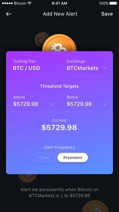 CryptoCoin iOS App