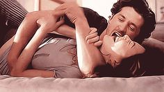 Derek and Meredith Grey's Anatomy GIFs | POPSUGAR Entertainment