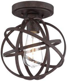 "Industrial Atom 8"" Wide Edison Bronze Ceiling Light Unknown http://www.amazon.com/dp/B00BMPZZAW/ref=cm_sw_r_pi_dp_aCt8ub19C0DQM"