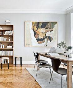 Series 7 Chair by Arne Jacobsen