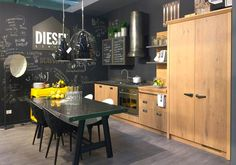 Cucina Diesel Social Kitchen Scavolini   In cucina ...   Pinterest ...
