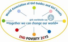 "Help your Girl Guides to explore the Global Action Theme ""Together we can change our world"" and learn about the Millennium Development Goals."