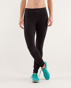 Perhaps the greatest pants in the world. Runder Under Pant #lululemon #running