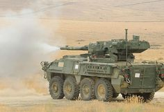 ARMY Hell Bent Stryker