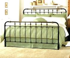 Best Rod Iron Bed Frame 25 Modern Home Essentials Inspired By 400 x 300