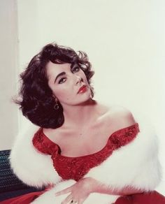Elizabeth Taylor in Fox