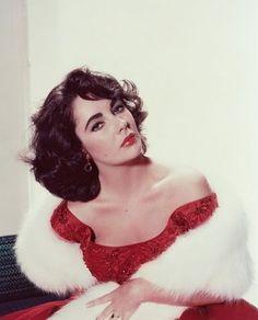 Elizabeth Taylor in Fox