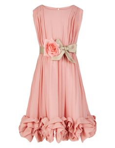 Daryna Dress | Pink | Monsoon If you change your mind from Ivory for Tegan