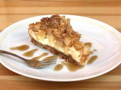 Sedem overených receptov na cheesecake - Žena SME Russian Recipes, Sweet Desserts, Cheesecakes, Apple Pie, French Toast, Deserts, Food And Drink, Low Carb, Baking