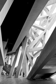 National Stadium (Bird's Nest)  Herzog & de Meuron  Photographyed by Scott Norsworthy