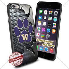 Washington Huskies, Logo NCAA Sunshine#1690 Cool iPhone 6 - 4.7 Inch Smartphone Case Cover Collector iphone TPU Rubber Case Black SUNSHINE-HAPPY http://www.amazon.com/dp/B011SHDAIC/ref=cm_sw_r_pi_dp_V9i8vb1JA4DDE