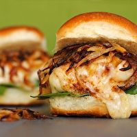 French Onion Chicken Sandwiches by Food52
