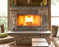 Striking Three Season Porch - traditional - porch - minneapolis - TreHus Architects+Interior Designers+Builders