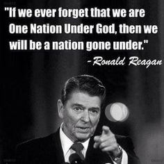 Ronald Reagan - the best! Great Quotes, Quotes To Live By, Inspirational Quotes, Awesome Quotes, Clever Quotes, Motivational Sayings, Ronald Reagan Quotes, God Bless America, First Nations