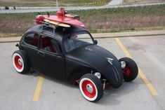 1966 Volkswagen Beetle Hot Rod / Rat Rod For Sale | Chattanooga Tennessee