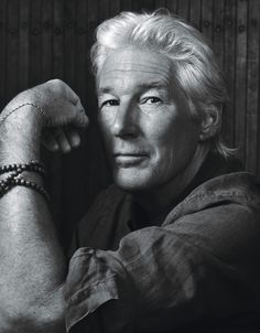 Richard Gere by Craig McDean Richard Gere, Craig Mcdean, Z Cam, Handsome Actors, Matthew Mcconaughey, Celebrity Babies, Celebrity Style, How To Pose, Hollywood Stars