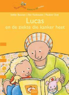 AZ Sint-Lucas lanceert prentenboekje over kanker. Het Nieuwsblad